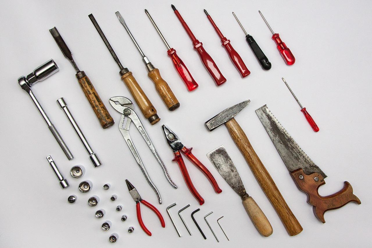 Diese Werkzeuge Brauchen Sie Als Heimwerker Profi