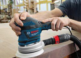 Ein Schleifgerät das alle Anforderungen eines Heimwerkers meistert