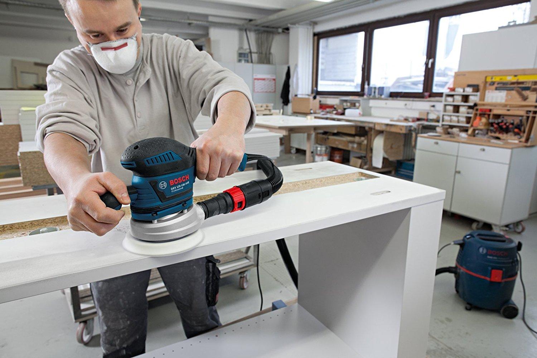 Bosch Exzenterschleifer GEX 125-150
