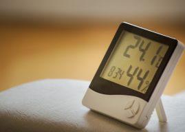 Luftfeuchtigkeit in trockenen Räumen erhöhen