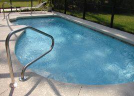 Urlaubsoase ganz nah, mit dem Pool im eigenen Garten